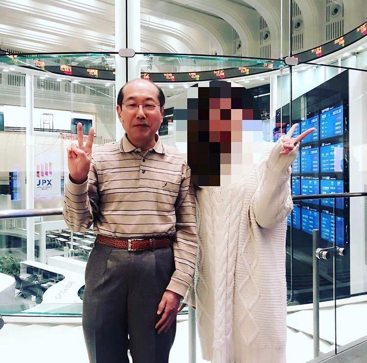 株主優待生活の桐谷さん