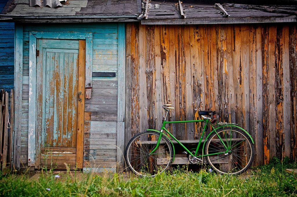 自転車といえ