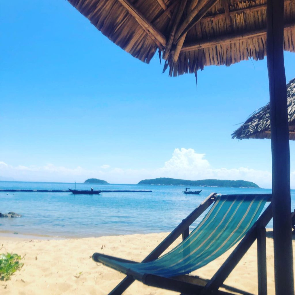 ベトナムのビーチ