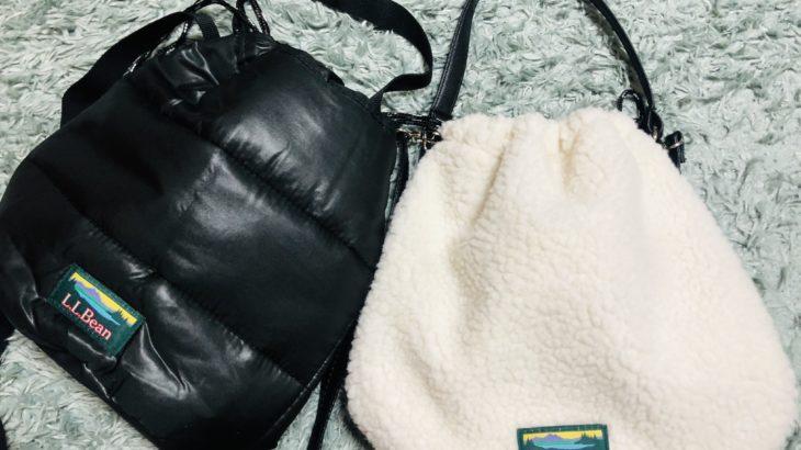 otona muse 12月号 付録LLbeanのバッグ