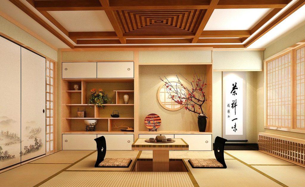 日本の和室