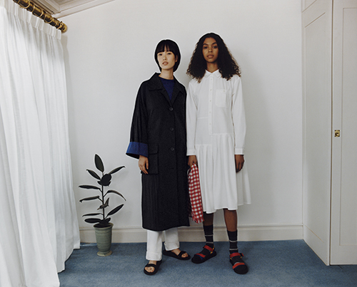 UNIQLO and JW ANDERSON 2020SS