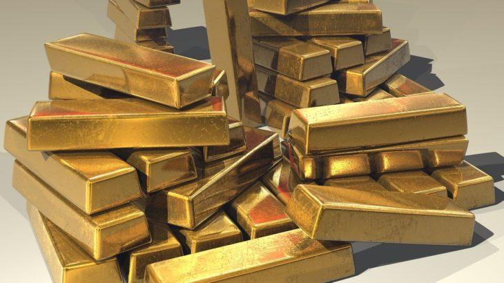 ゴールドバー純金