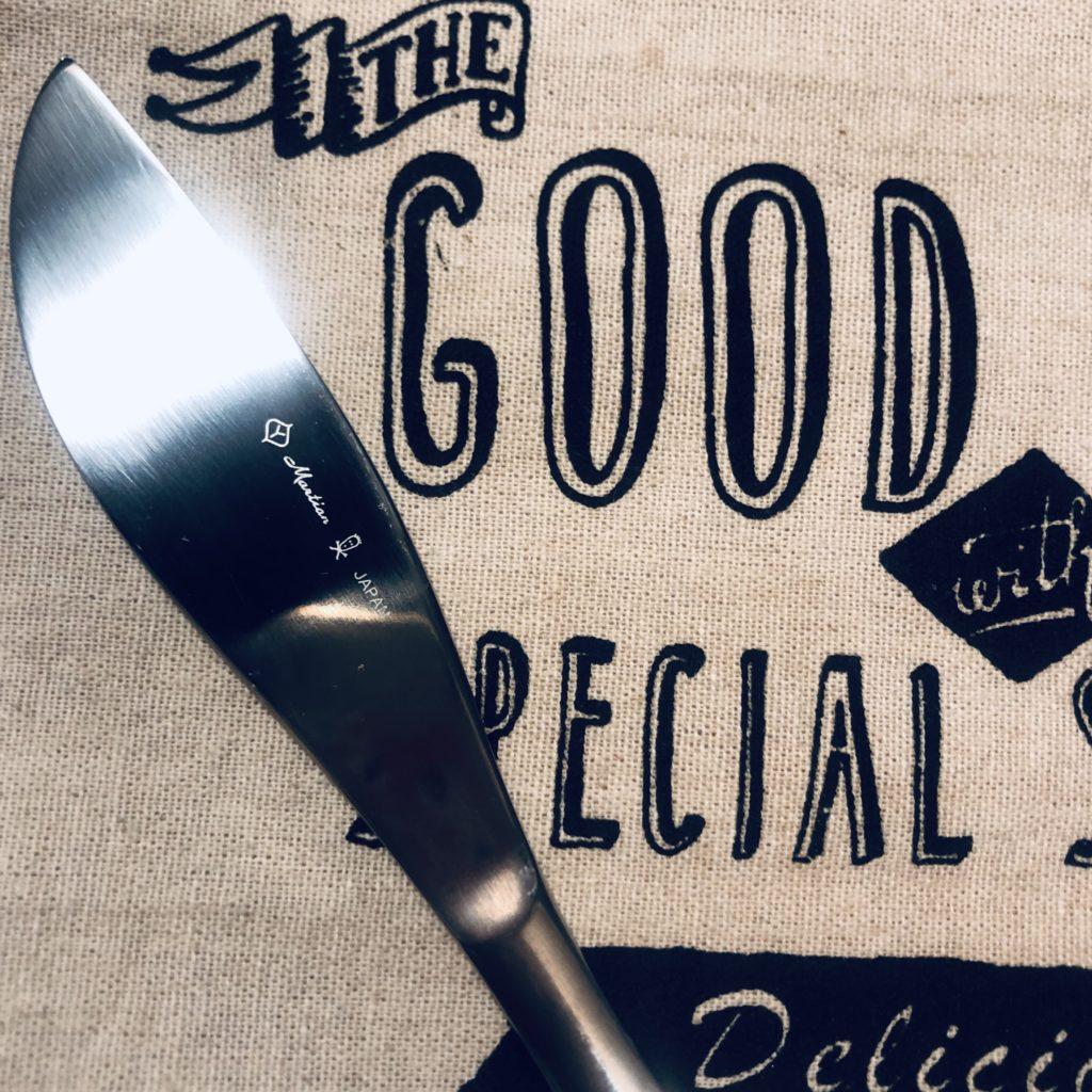 柳宗理のナイフ