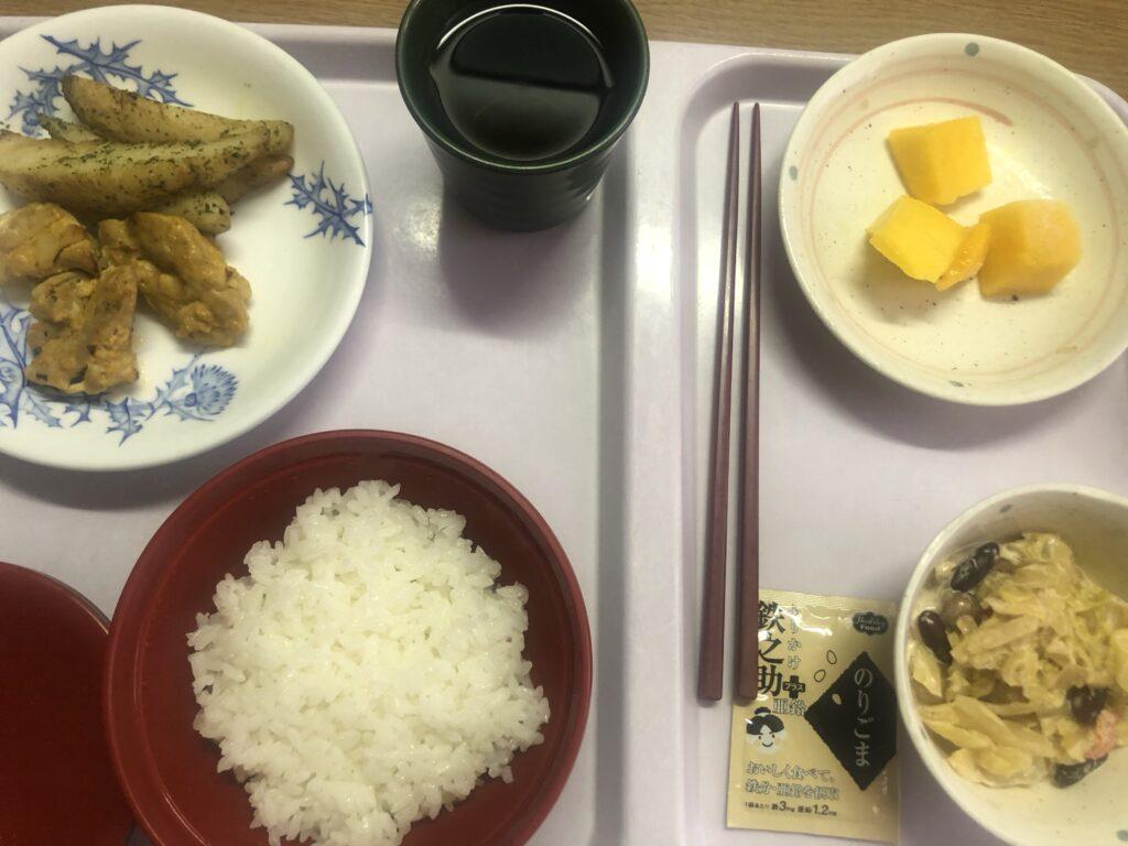 順天堂大学病院御茶ノ水病院食